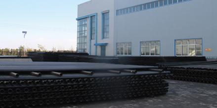 宁夏pe管材管道的性能优势